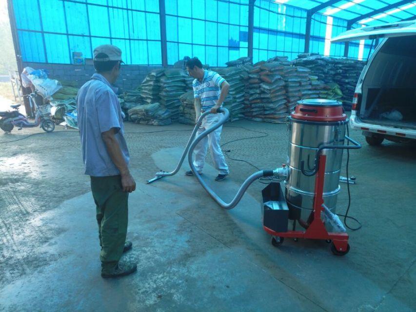 工厂车间用大功率工业吸尘器,环保高效