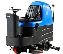 R125BT85大型驾驶式洗地机