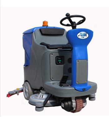 <b>驾驶式洗地机 艾隆AL-115清洗宽度85cm</b>
