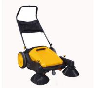 如何使手推式扫地机更好的工作呢?
