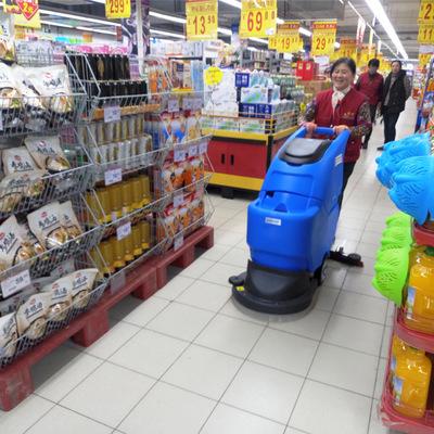 商用的洗地机对整体结构的要求要求有哪些?