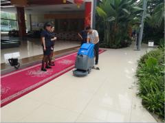洗地机给企业带来的四大